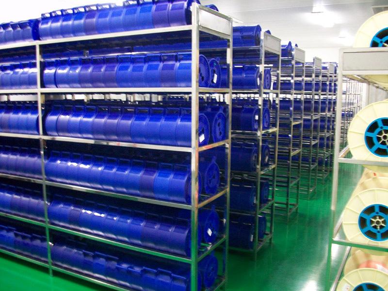 富通住电特种光缆(天津)有限公司不锈钢货架