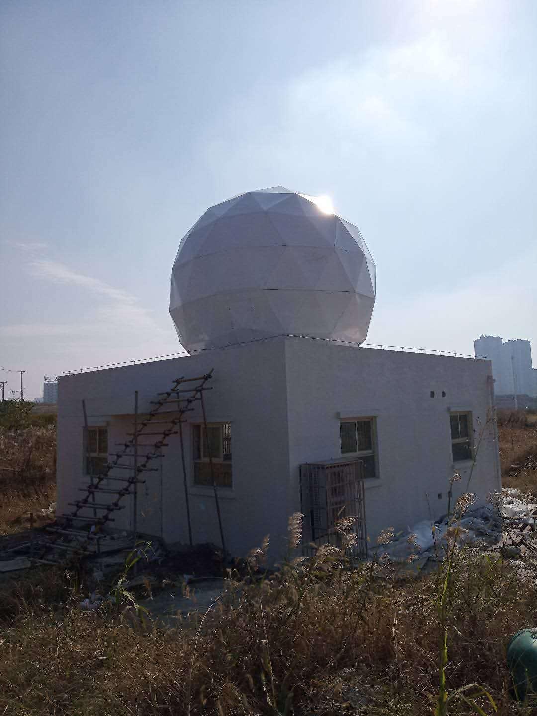 上海欧科微低轨卫星测控站