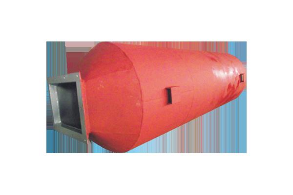 軸流風機消聲器