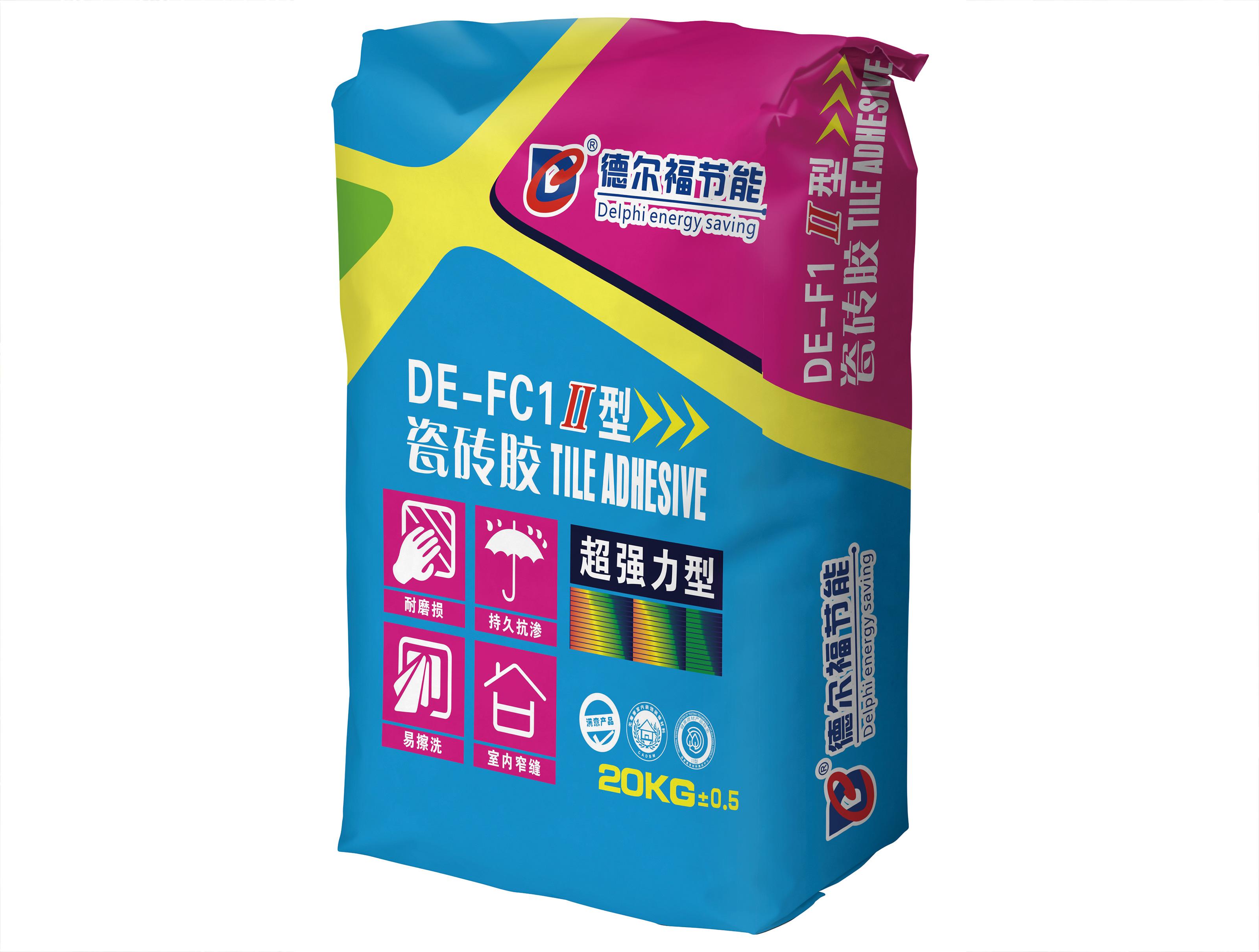 DE-FC1瓷砖胶