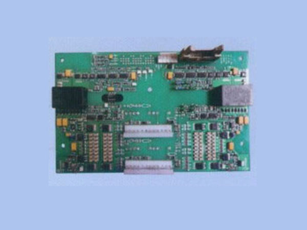 3-pulse power control board