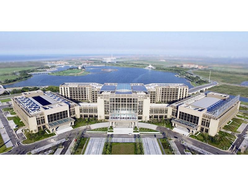 連云港大陸橋產品展覽展示中心