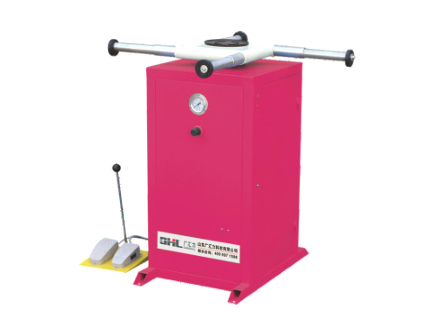 Rotary Sealant Spreading Table