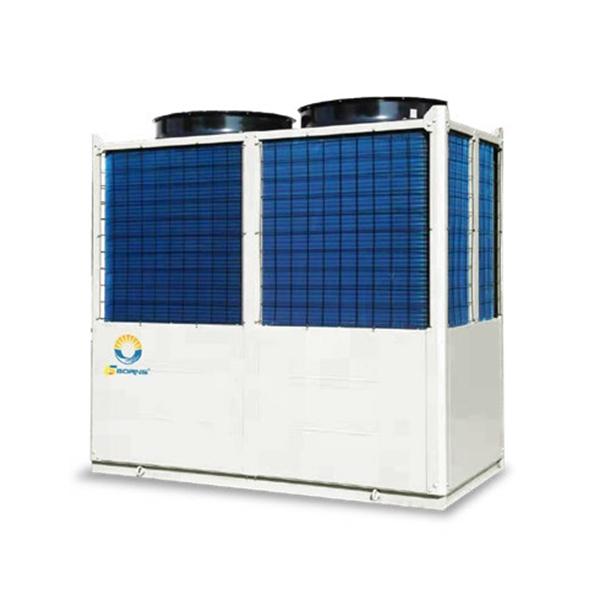 超低溫型模塊式風冷冷熱水機系列
