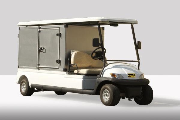 2座電動送餐車(A1H2-MC)