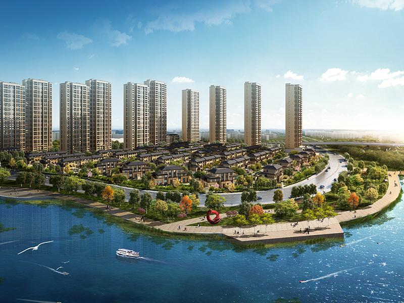 红霞村项目