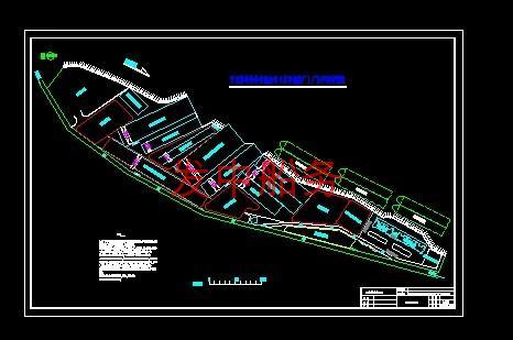 水田船厂安排图