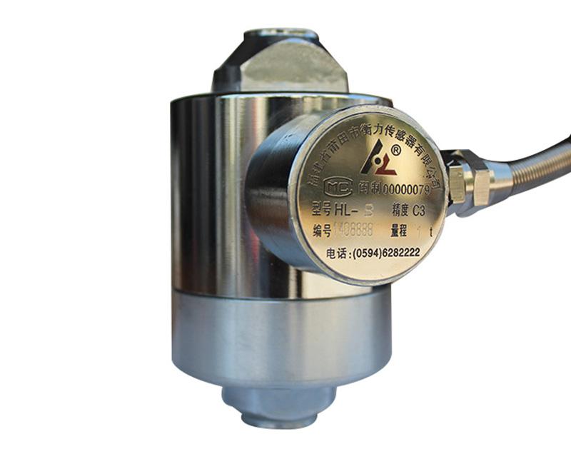 HL-B1防水焊接密封抗沖擊拉壓傳感器