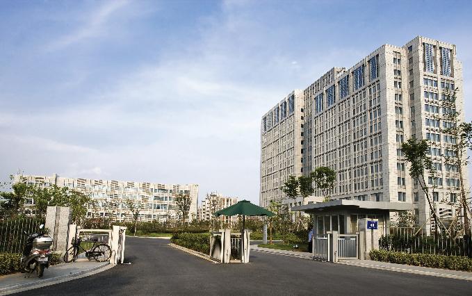 南京第二通訊樞紐幕墻工程
