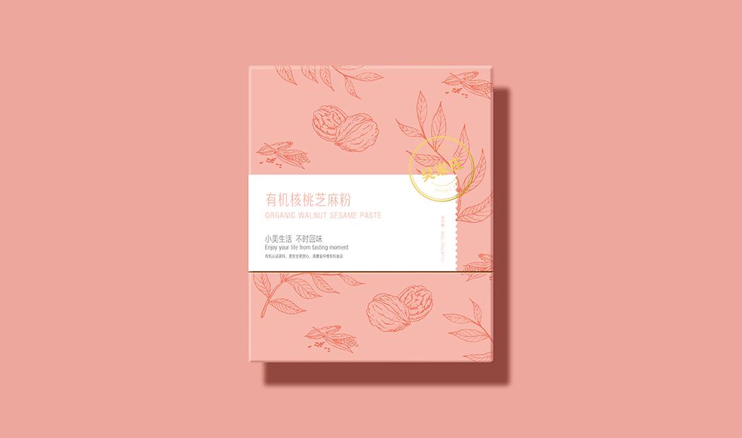 吴家庄-五谷粉品牌