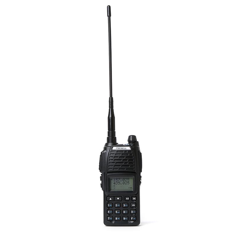 民用手持戶外調頻UV雙段對講機自駕游工地大功率車載臺R-9800