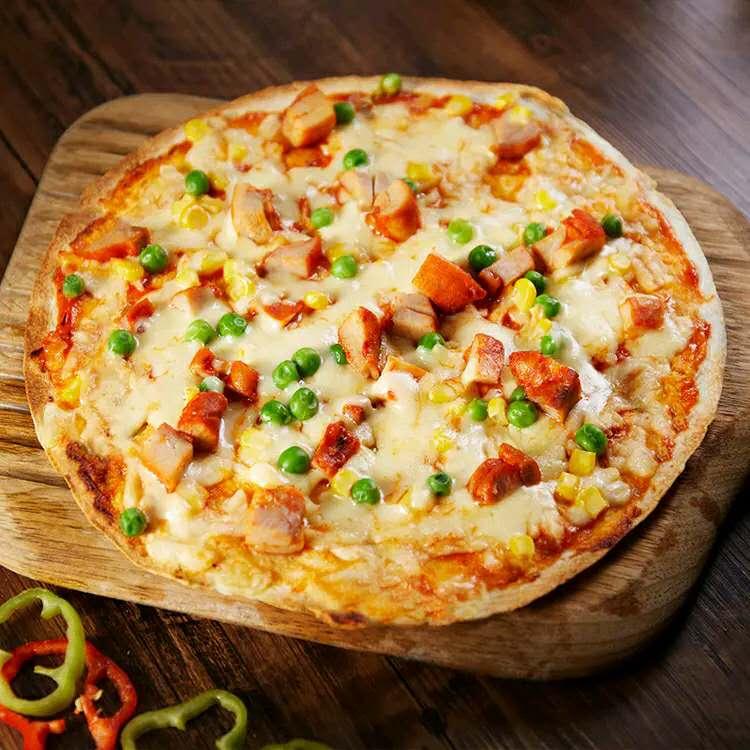 7寸薄底披萨
