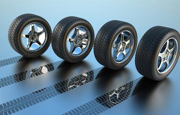 輪胎的作用