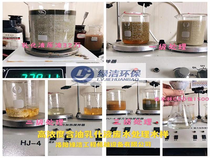 廢水實驗圖合集