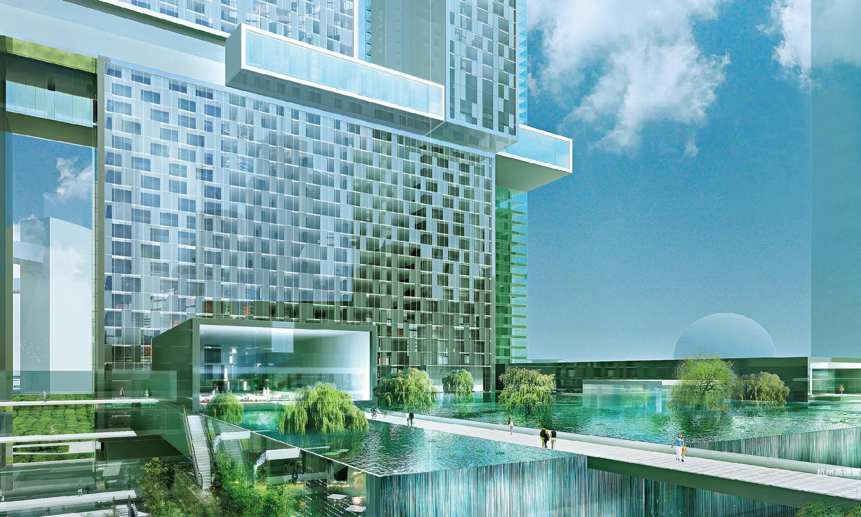 杭州高德置地中心