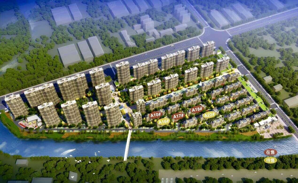 中國鐵建青秀城南昌項目一期居住小區建設工程施工總承包