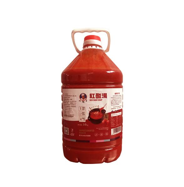 紅酸湯10kg
