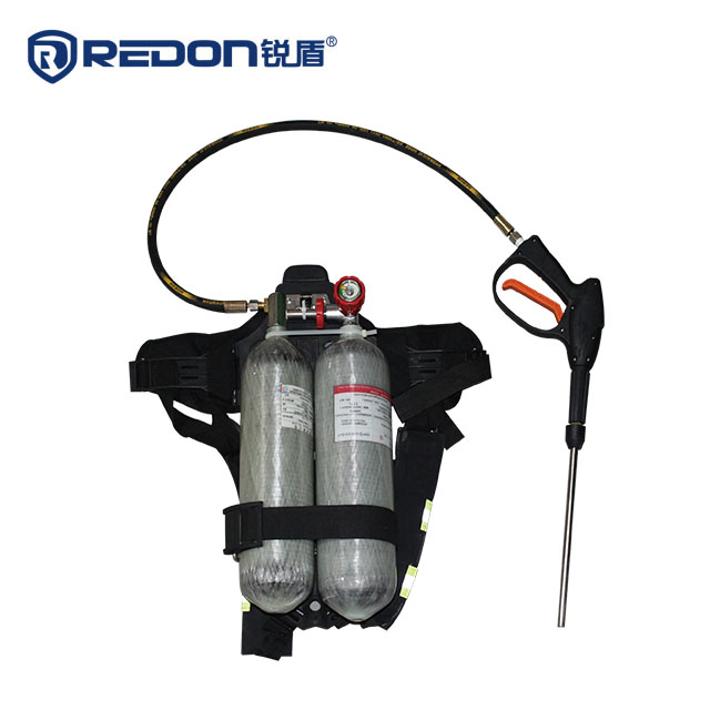 POLICE KNAPSACK TEAR GAS DISPERSER [ MODEL: C3000-RD ]