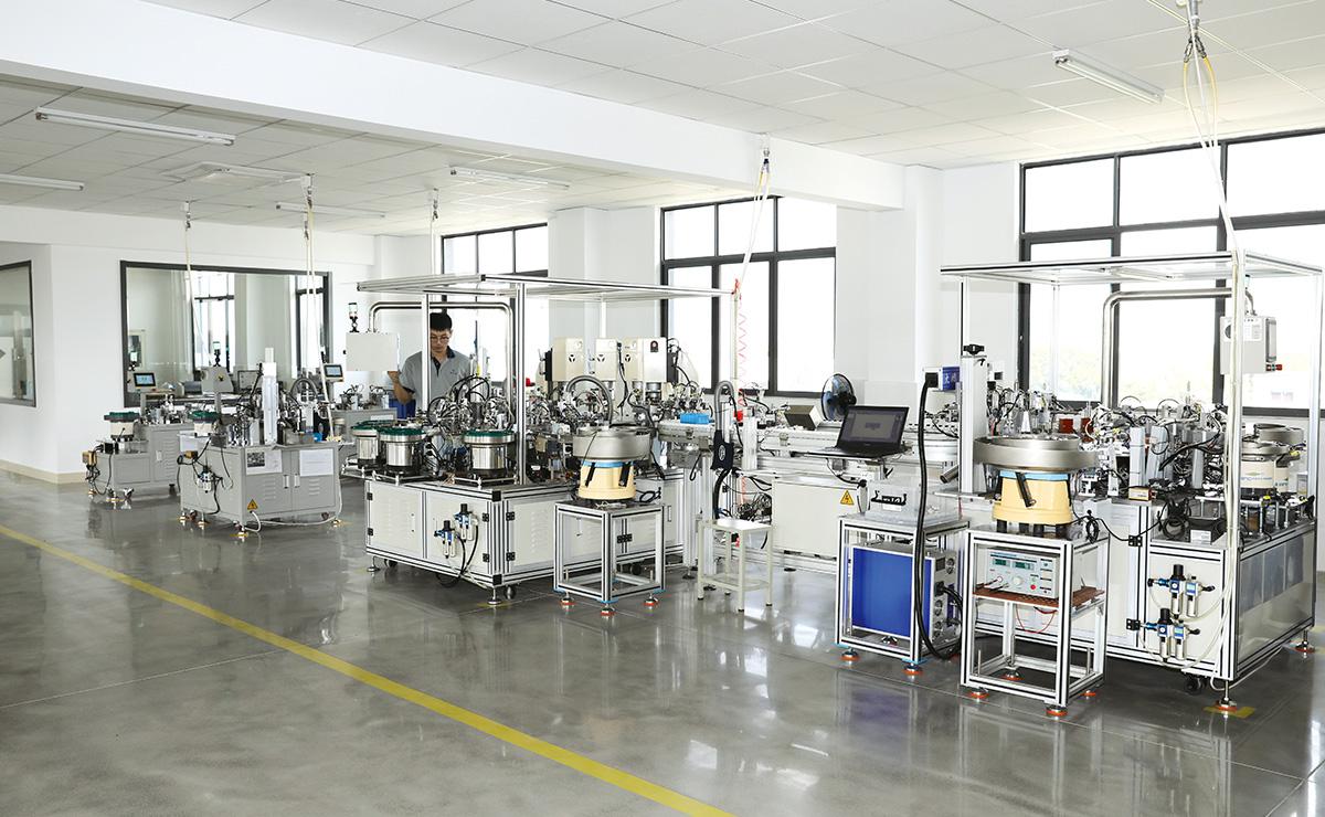 KSD自動生產線
