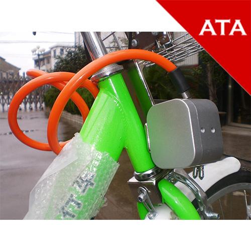 橫梁式公交自行車車鎖
