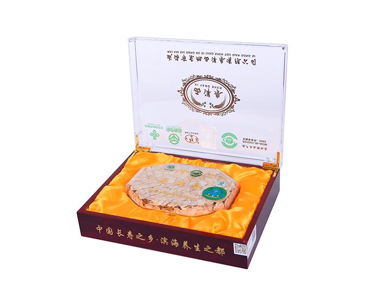 透明實木盒,軟枝切片,規格150g,1.4-1.6