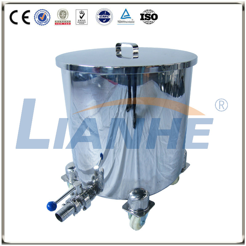 50L Movable Open Storage Tank