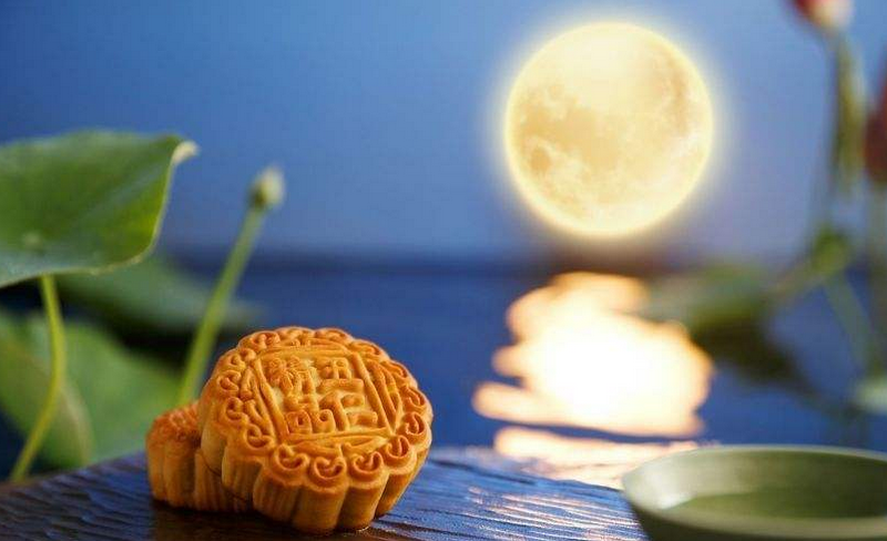 The implication of moon cake in Mid Autumn Festival