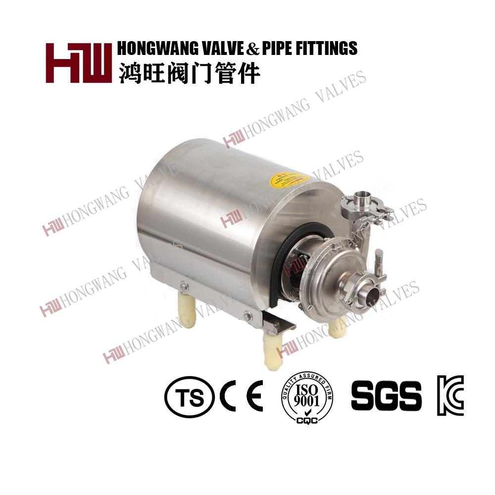 衛生級不銹鋼直流自吸泵
