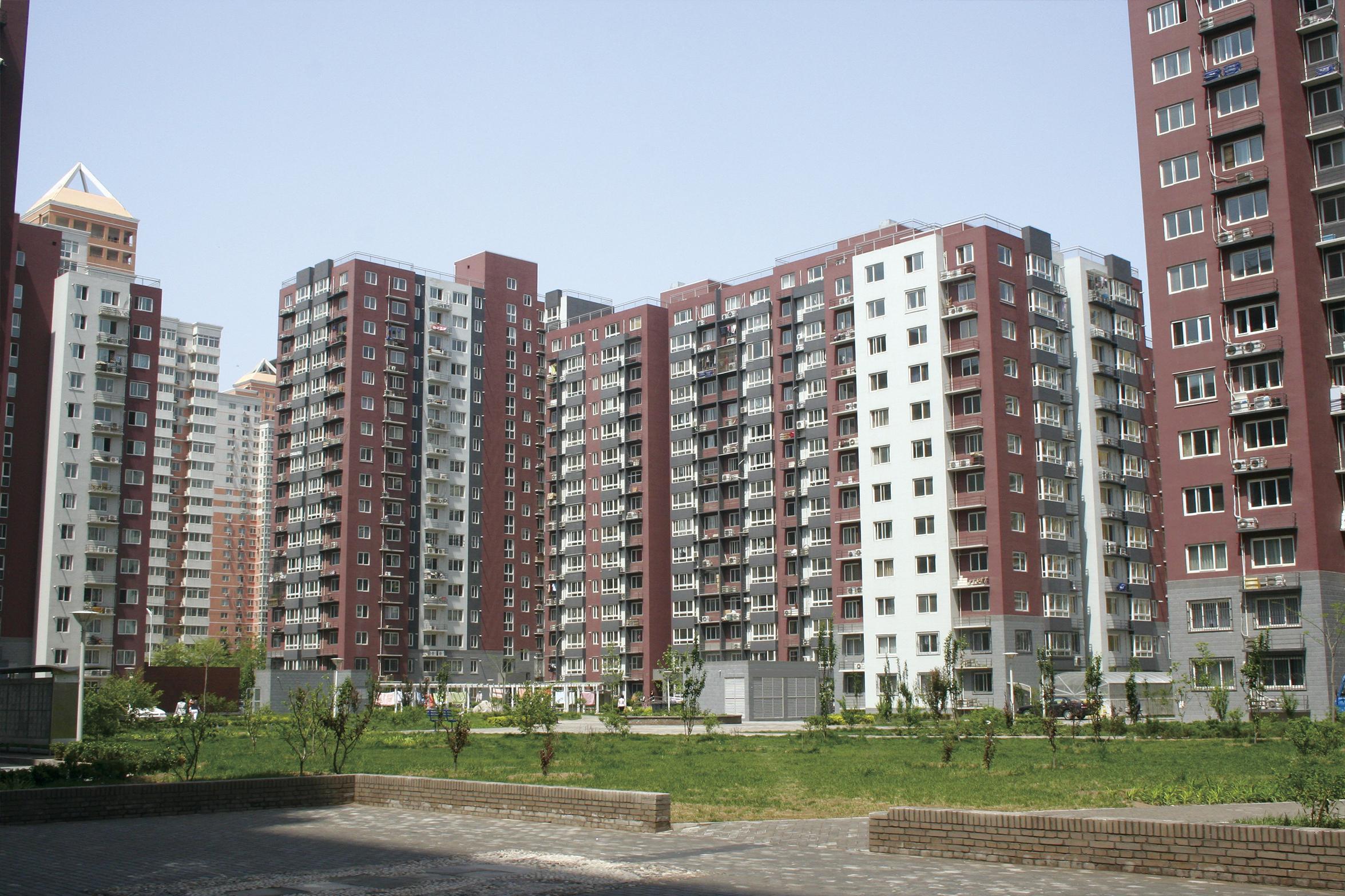 北京世紀風景住宅小區
