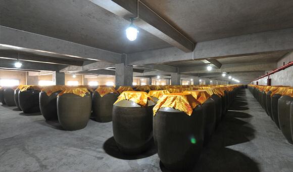 贵州金窖酒业(集团)酒库