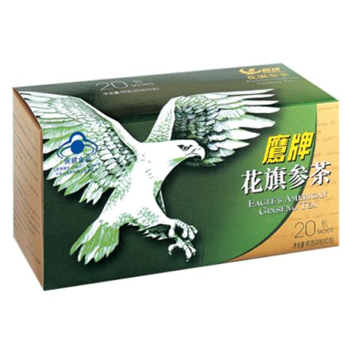 鷹牌花旗參茶 (20包普通裝)