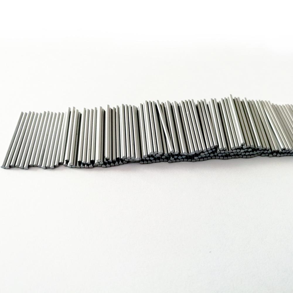 Tungsten rhenium needle