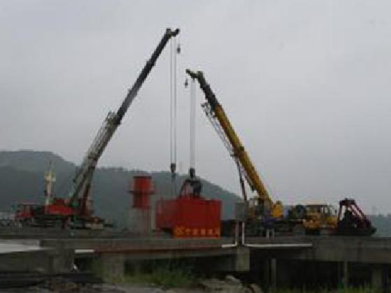 浙江忠信混凝土有限公司1000T級散貨碼頭工程