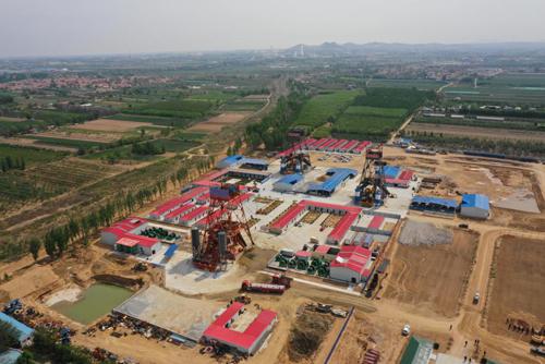 紗嶺金礦建設工程