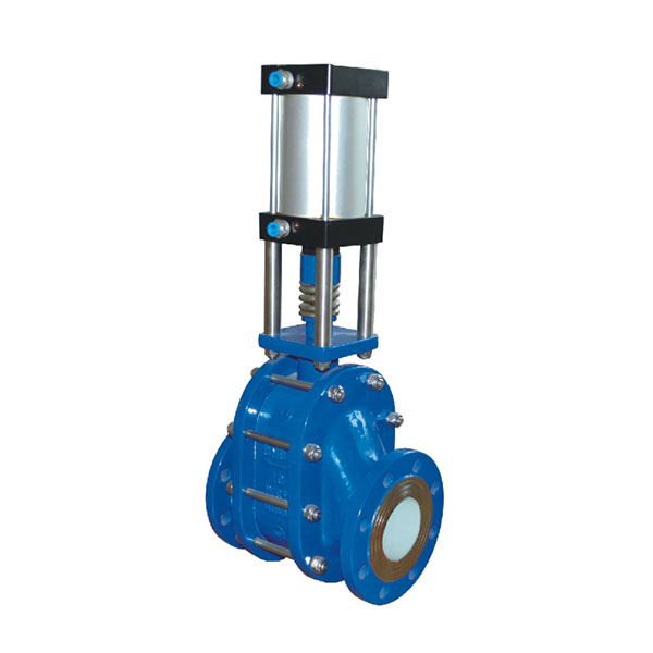 Sz644tc pneumatic ceramic feed valve / balance valve
