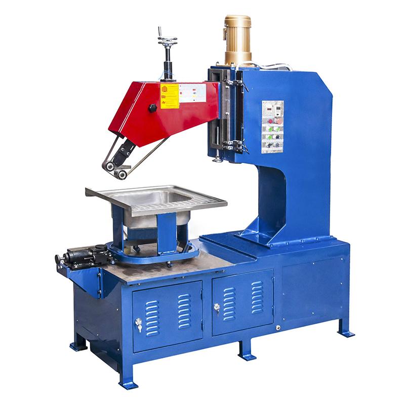 GM-60KVA 系列洗物盆焊縫打磨機