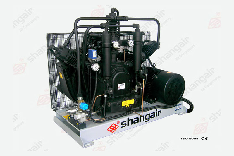 41WZ Series Booster Air Compressor (Single Set)