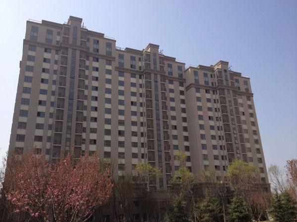 北京市結構長城杯——亦莊中信新城X1-1B地塊