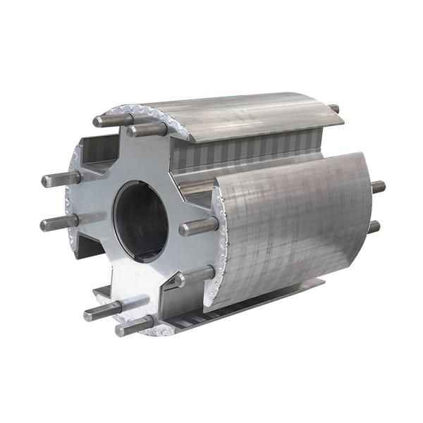 柴油電機轉子鐵芯
