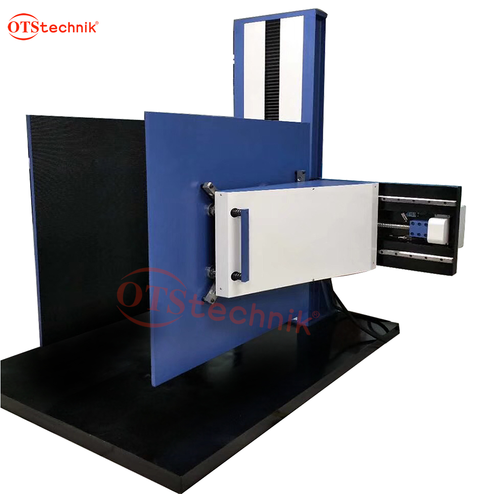 Refrigerator clamping test machine