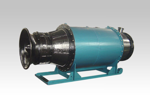 GZ Submersible Tubular Type Axial Flow Pump
