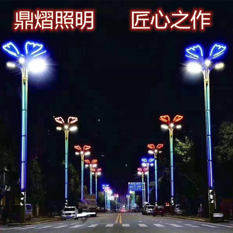 高桿燈和普通路燈的區別