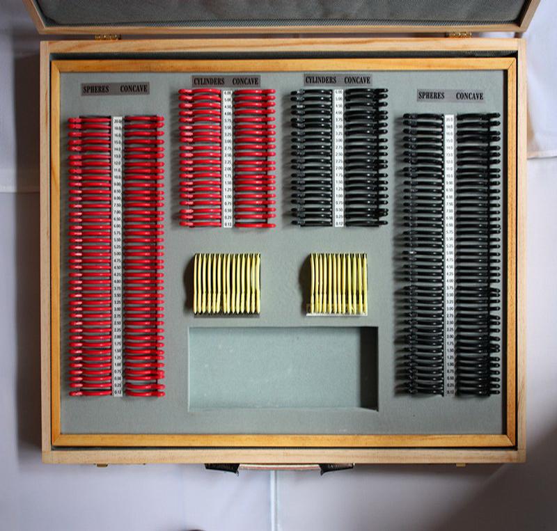 上海日月266驗光盤(鏡片直徑26mm)