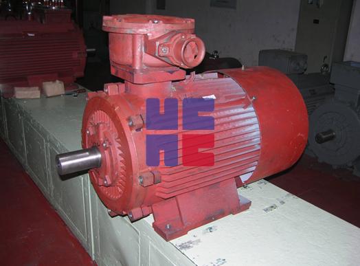 YBK3系列煤礦井下用隔爆型三相異步電動機(H100~H355)