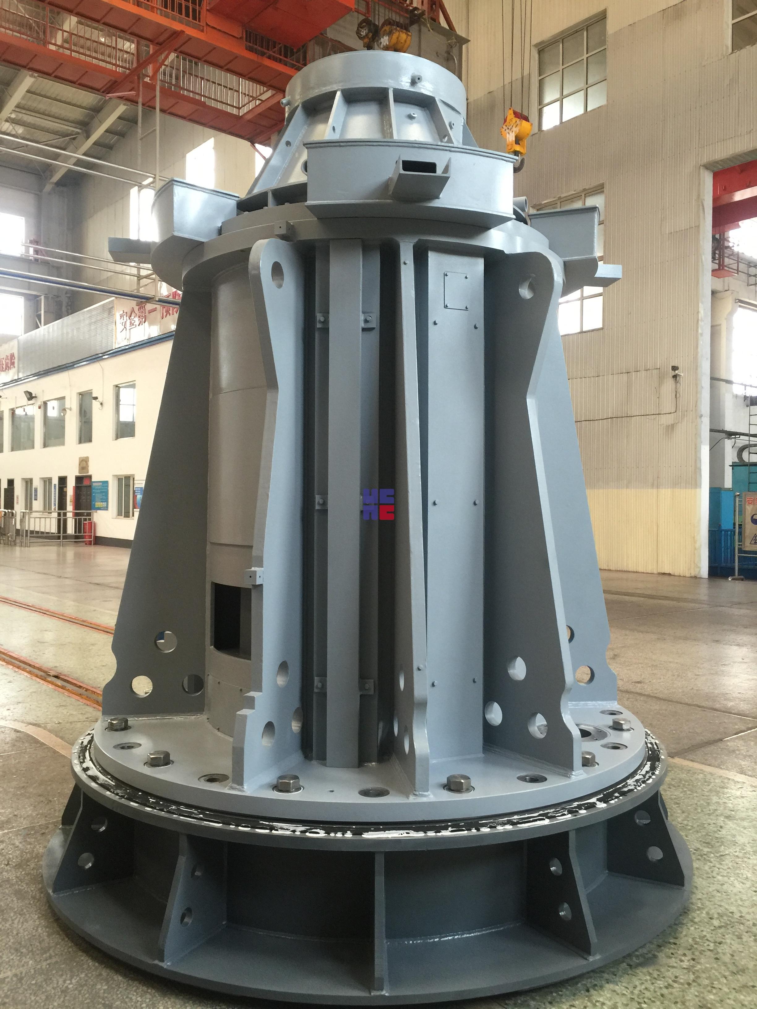 高温气冷堆用主氦风机