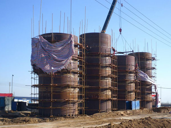 河南金江炼化焦炉煤气制氢气项目