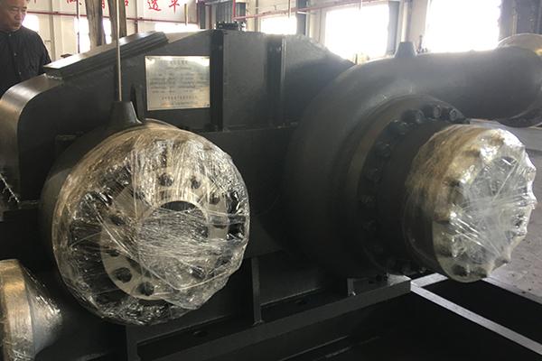 多軸齒式壓縮機組(三)