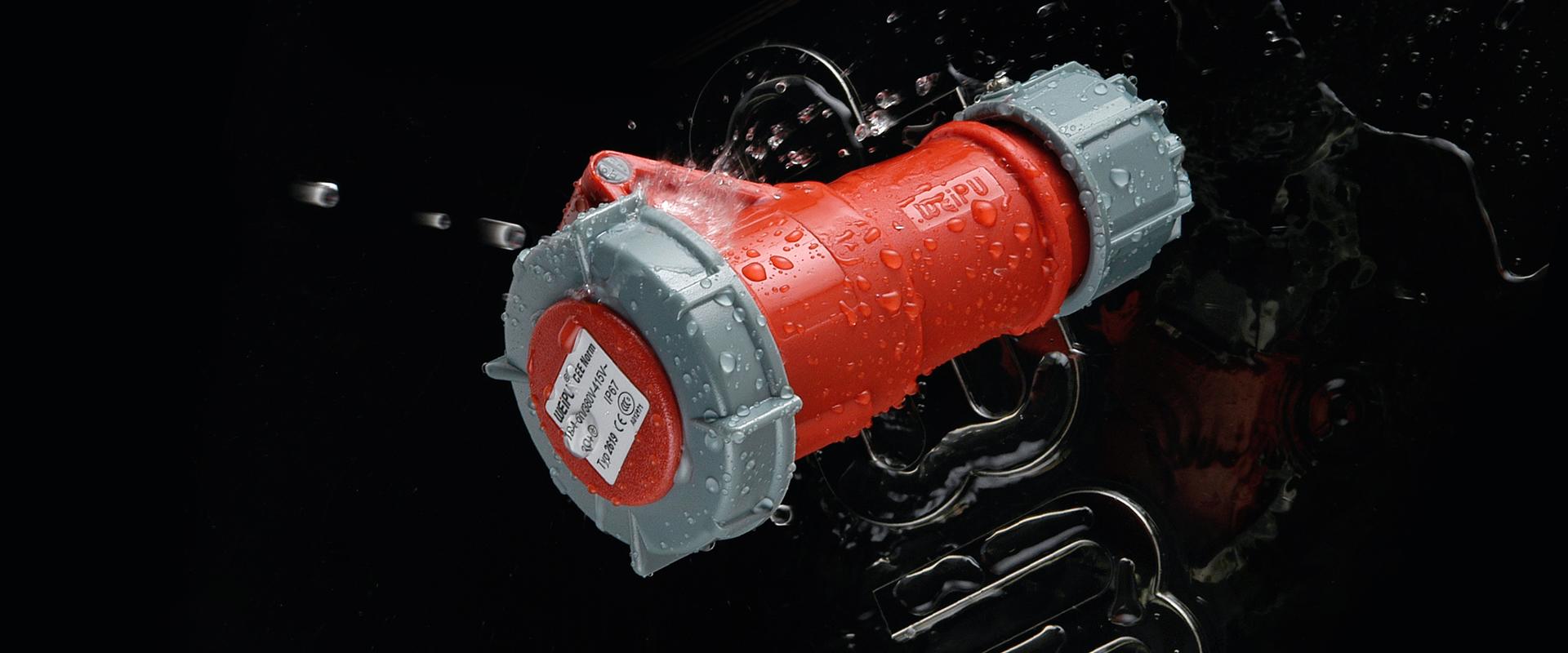 TYP工业防水插
