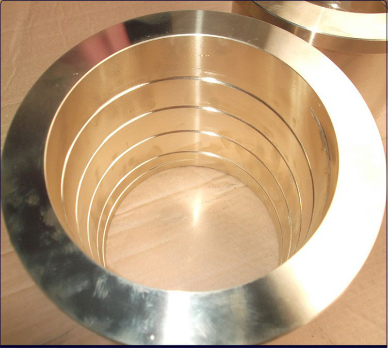 螺旋油槽铜套