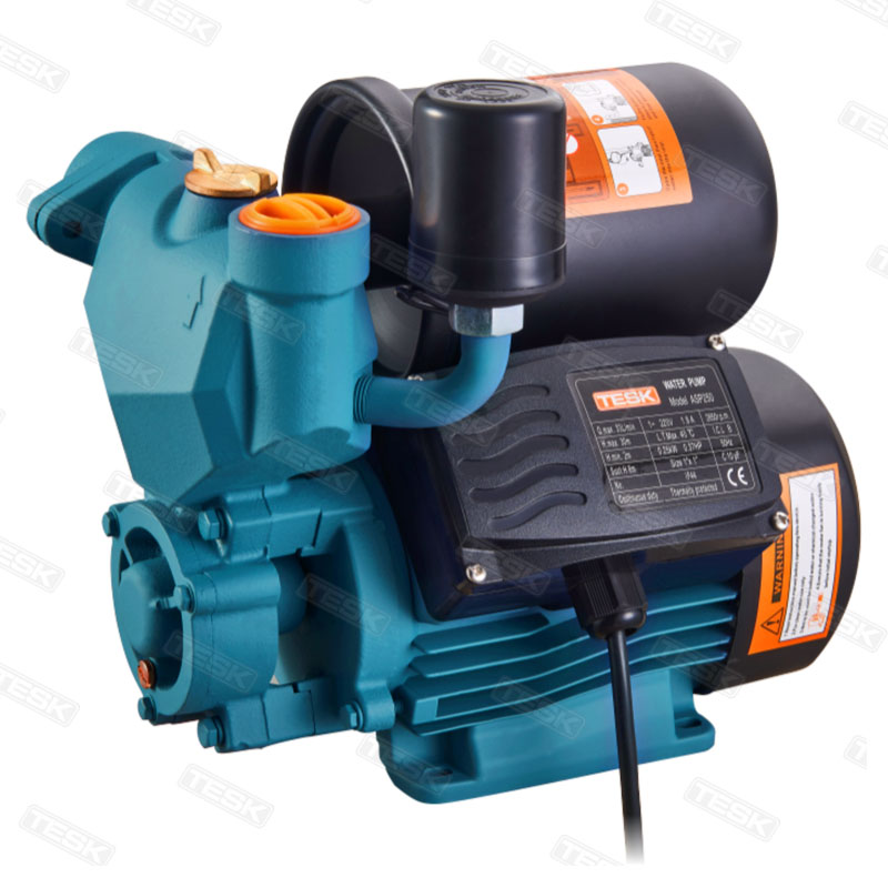 Self-priming pump ASP